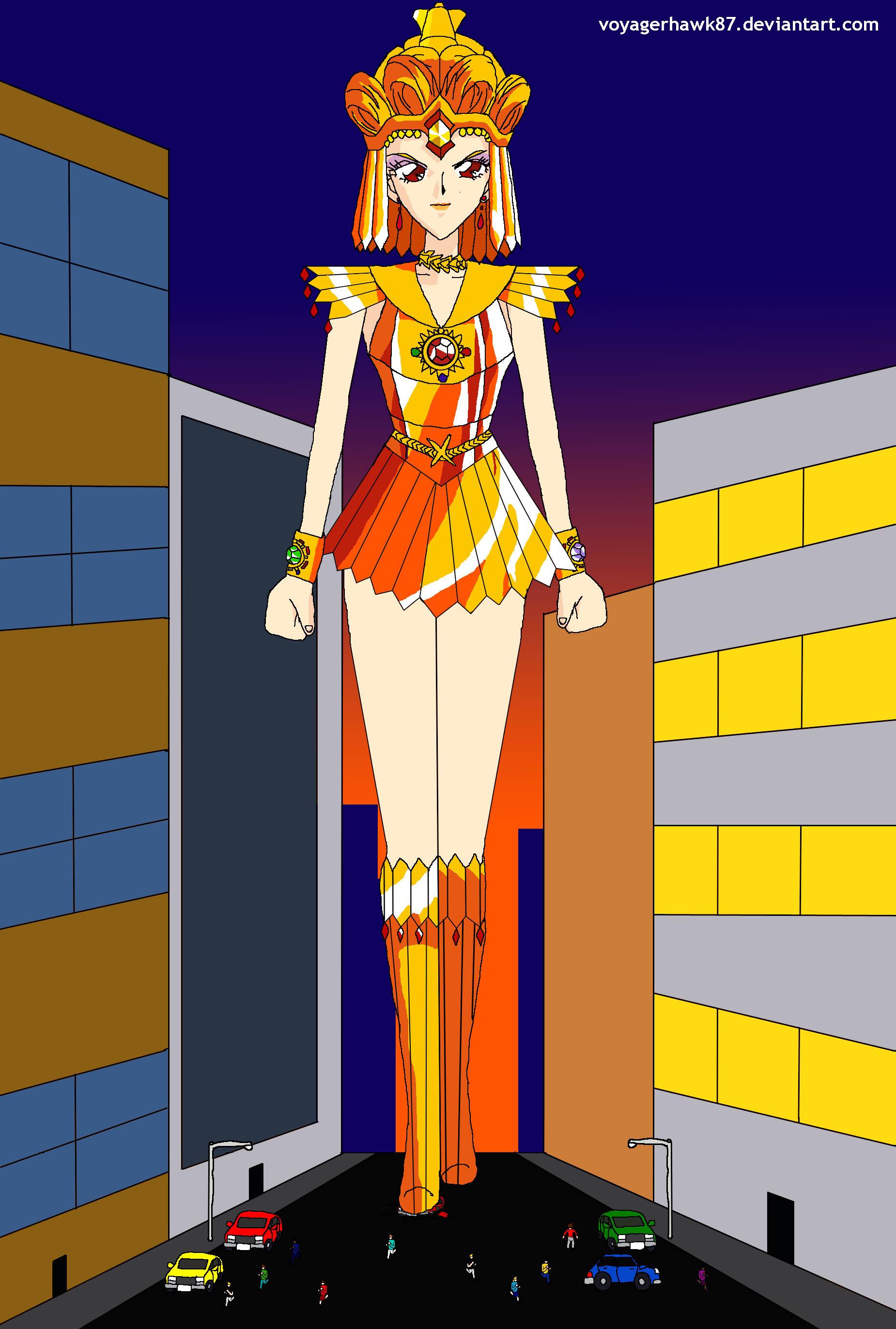 Sailor Moon villainess...
